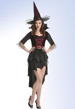 Palamon Women's MIDNIGHT WITCH Halloween Costume - Small