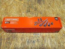 Craftsman 8PC SAE / Metric Impact Accessory Drive Tool Set CMMT15358 ( LOT 272)