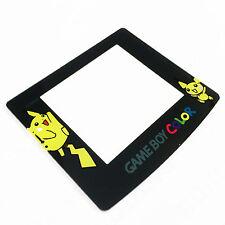 Pokemon Pikachu Limited Edition Nintendo Game Boy Color GBC New Screen Plastic