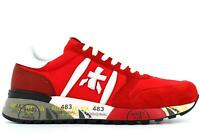 Premiata scarpe uomo sneakers basse LANDER 4562 P20