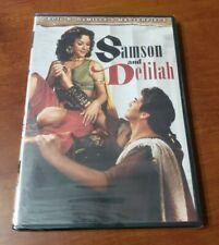Samson and Delilah DVD Hedy Lamarr Victor Mature George Sanders Brand New Sealed