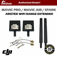 ARGtek DJI Mavic Air/Pro/Spark WiFi Signal Range Extender Kit - 4 Antennas