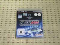 PES 2014 Pro Evolution Soccer für Playstation 3 PS3 PS 3 *OVP*