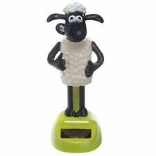 Puckator Shaun The Sheep Solar Powered Pal Height 13cm Width 5cm Depth 6cm Mixed