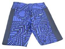 Nike Blue Running Capris Activewear Nikav4 Nikav4