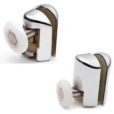 Set of 8 Single Shower Door Rollers/Runners/Wheels Replacement  25mm dia L069