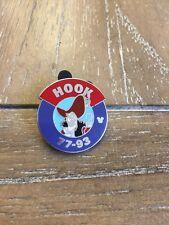 Disney Pin Épinglette Badge VILLAIN HOOK 77-93 MYSTERY