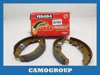 Set Bremsbacken Brake Shoe Set ferodo FORD Fiesta MK3 MK2 MK4 FSB265 GS8279