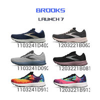 Brooks Launch 7 Neutral Speed Men Women Road Running Shoes Sneakers Pick 1
