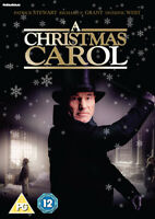 A Christmas Carol DVD (2015) Patrick Stewart, Jones (DIR) cert PG ***NEW***