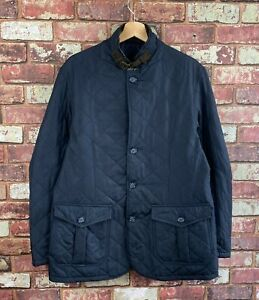 Mens Barbour Lutz Quilted Jacket Large J130