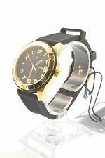 Tommy Hilfiger 1781120 Ritz Black Dial Black Rubber Strap Ladies Watch