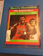 Vintage 1971 Sports Illustrated Pro Basketball DeBusschere **FREE SHIPPING**