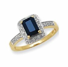 Unbranded Yellow Sapphire Fine Rings