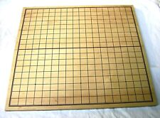 GO GAME BOARD. 45 cm. WOODEN. FOLDING. NEW.