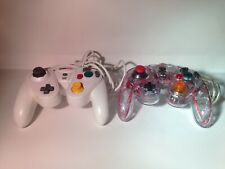Lot 2 Game Stop Nintendo Game Cube Wired Controller