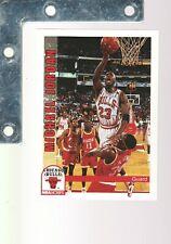 1992-93 Skybox NBA Hoops #30 Michael Jordan SUPER SHARP! NM+ BULLS