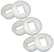 6 Foam Pre-Filters for Drinkwell 360 Fountain (Plastic Model Only)