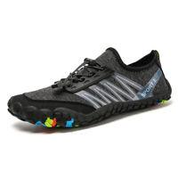 Summer Mens Big Size Water Shoes Quick Drying Swimming Barefoot Beach Aqua Shoes