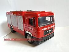 NEW RAY CAMIÓN MAN F2000 VIGILANTE DE FUEGO 1:43 ART 15083I