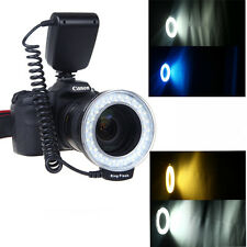 Neewer 48pcs RF-550D LED Macro Ring Flash Light For Canon Nikon Pentax Olympus