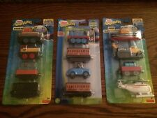 3 Gift Packs of Thomas Adventures Trains New in Packages 12 Toys Total Read Desc