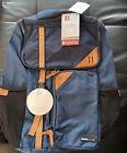 SwissTech La Tzoumaz School Black Backpack with Protective Laptop Compartment