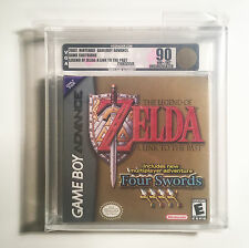 Zelda-Link to the Past-Brand new and sealed VGA u90 Game Boy Advance GBA