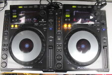 Pioneer CDJ-900 Professional DJ Mixer Set of 2.