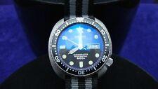 Vintage Seiko divers 6309-7040 MARINEMASTER 600 DOME BLUE SAPPHIRE MAR 1981 M47