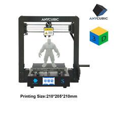 ANYCUBIC Mega S 3D Printer Update Extruder Resume Print Ø210x210x205mm PLA TPU