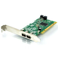 Dell Adaptec Dual-Port FireWire IEEE-1394 PCI H924H