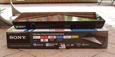 New listing Sony Bdp-S6200 Blu-Ray - Dvd - Cd Player - 3D & 4K Upscaling - Box & Remote