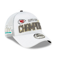 Kansas City Chiefs New Era NFL 2020 Super Bowl Champions 9FORTY Snapback Hat -