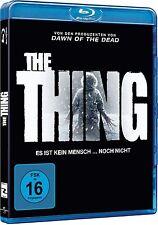 THE THING (Mary Elizabeth Winstead, Joel Edgerton) Blu-ray Disc NEU+OVP