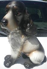 Large GOEBEL W. Germany Cocker Spaniel Puppy Dog. Matte finish. 30013 30.Ky-ute!