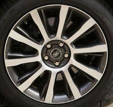 "Range Rover 13+ L405 OEM 21"" Premium Style 1 10 Spoke Wheel Set 4 Diamond Turned"