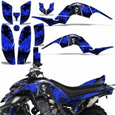 Yamaha Raptor 660 Decal Graphic Kit Quad ATV Wrap Deco Racing Parts 01-05 REAP U