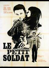 affiche du film PETIT SOLDAT (LE) 120x160 cm