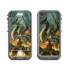 Skin for LifeProof Nuud iPhone 5S - Dragon Mage by Kerem Beyit - Sticker Decal