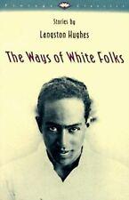 Ways of White Folks : Stories-ExLibrary