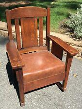Harden Mission Rocking Chair circa 1920