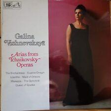 ASD 2451 Arias From Tchaikovsky Operas Galina Vishnevskaya