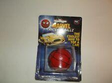 Vintage Marvel Spider Man Antenna Ballz Ball 1999 Spiderman NEW PWC Designs