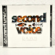 Second Voice-d.a.w.n. the collection 2 CD Incl. CD-ROM/video, nuovo/mint-RARE