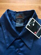 Spiewak S/S Camiseta Azul Marino. nuevo Con Etiquetas. mediana. American Apparel. clásico icónico.