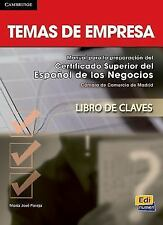 TEMAS DE EMPRESA/ COMPANY ISSUES - NEW PAPERBACK BOOK