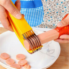 Fruit Cucumber Banana Slicer Strawberry Stem Remover Egg Cutter Kitchen Tools