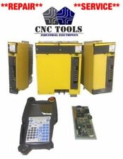 A06B-6078-H202#H500 SPINDLE DRIVE **$1500 REPAIR SERVICE with 1 YEAR WARRANTY**