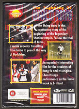THE FIGHTING OF SHAOLIN MONKS - CHEN HSING - CERT 18 - NEW & SEALED R2 DVD